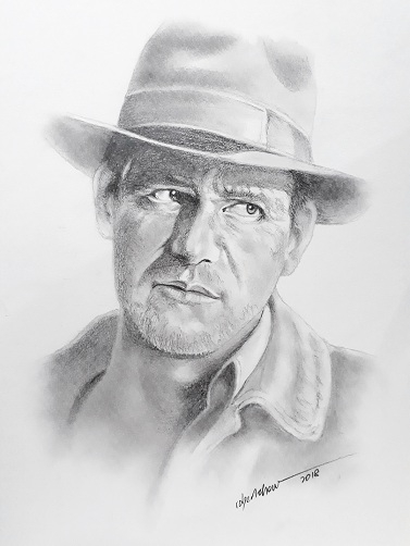 Harrison Ford par Bobchew